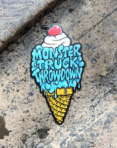 """Ice Cream Dreams"" Sticker"