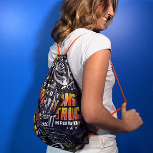 Throwdown Drawstring Bag