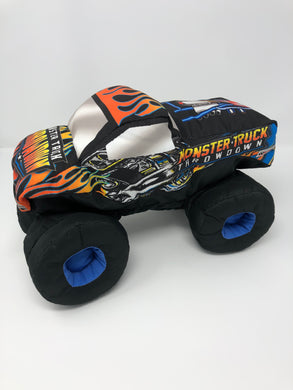 Monster Truck Throwdown 2019 Puff Truck