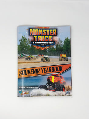 2019 Monster Truck Throwdown Souvenir Yearbook