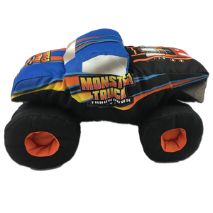 Monster Truck Throwdown 2018 Puff Truck