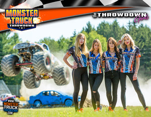 Throwdown Girls Hero Card