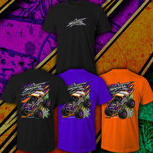 Load image into Gallery viewer, Sinistar Monster Truck T-Shirt