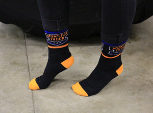 Throwdown Crew Cut Socks