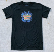 "Load image into Gallery viewer, ""Fuel, Fire, Desire!"" T-Shirt"