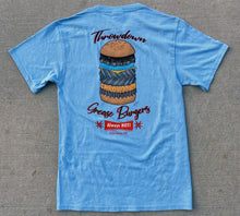 "Load image into Gallery viewer, ""Grease Burger"" Pocket T-Shirt"