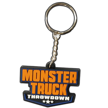 Load image into Gallery viewer, Monster Truck Throwdown Keychain