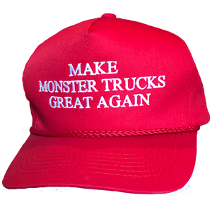 Make Monster Trucks Great Again Snapback *Limited Supply*