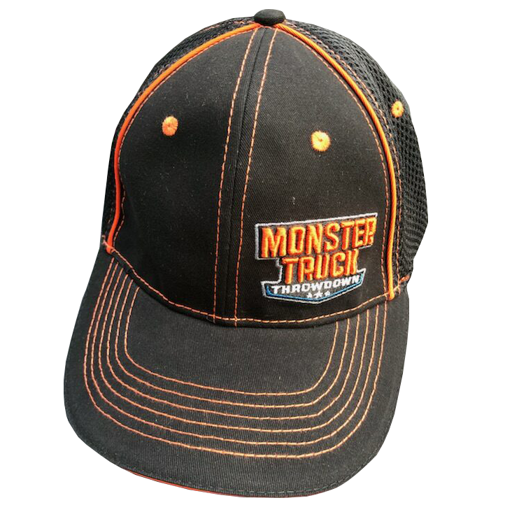 Monster Truck Throwdown Fitted Cap