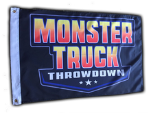 Load image into Gallery viewer, Monster Truck Throwdown Flag