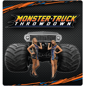 Monster Truck Throwdown Girls Mouse Pad