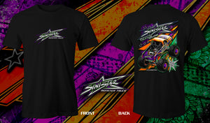 Sinistar Monster Truck T-Shirt