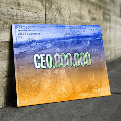 CEO Money Canvas