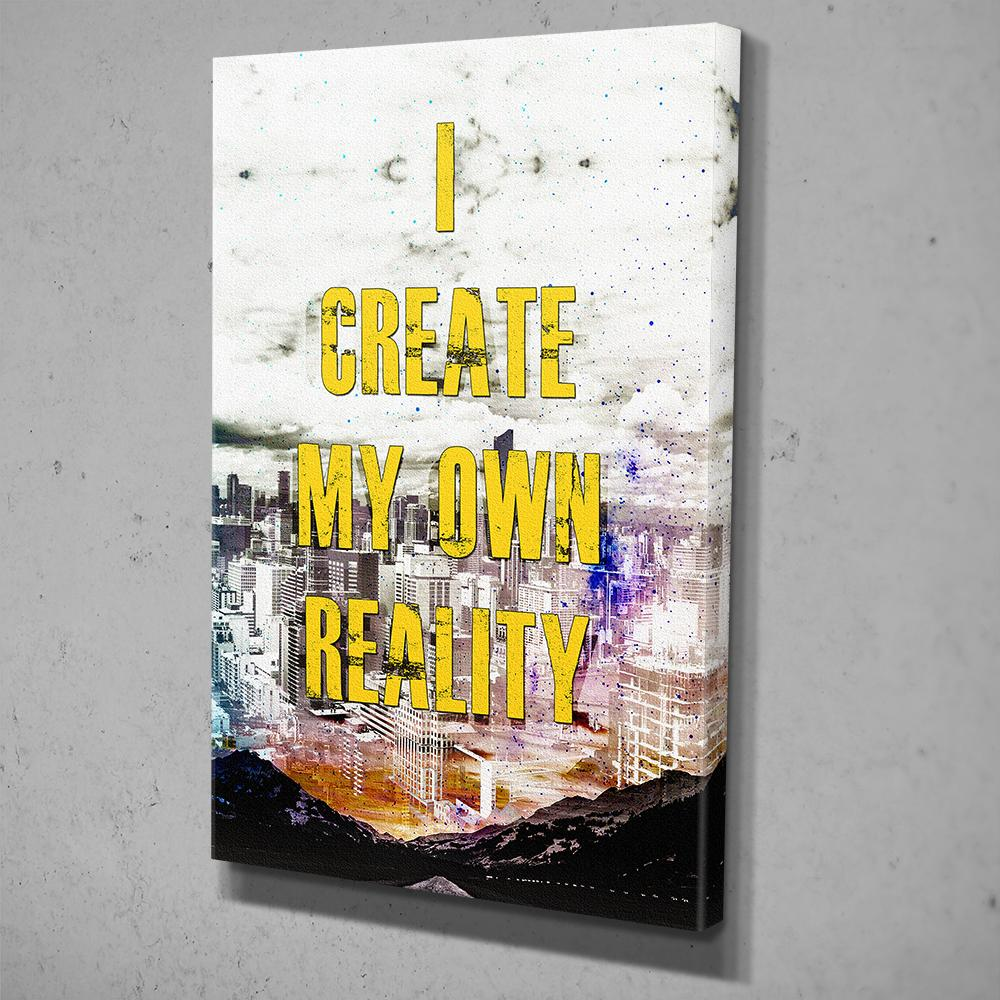 Create Reality Canvas
