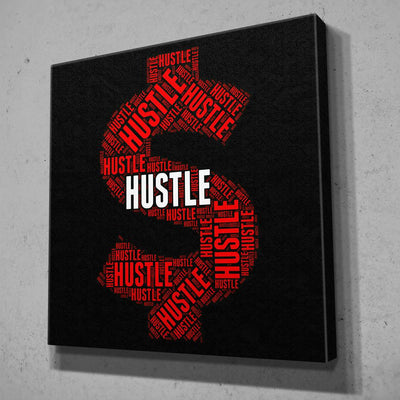Hustle Canvas