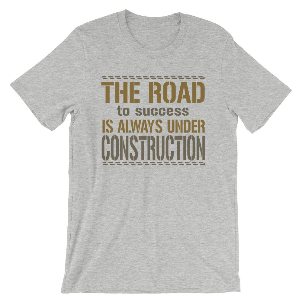 Road To Success Tee