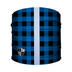 Kutyasál | Lumberjack | Blue Plaid