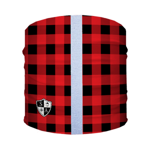 Kutyasál | Lumberjack | Red Plaid