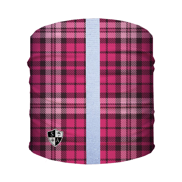 Kutyasál | Pink Plaid