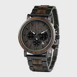 Mens sustainable watches uk | Mens Plastic Free Watches