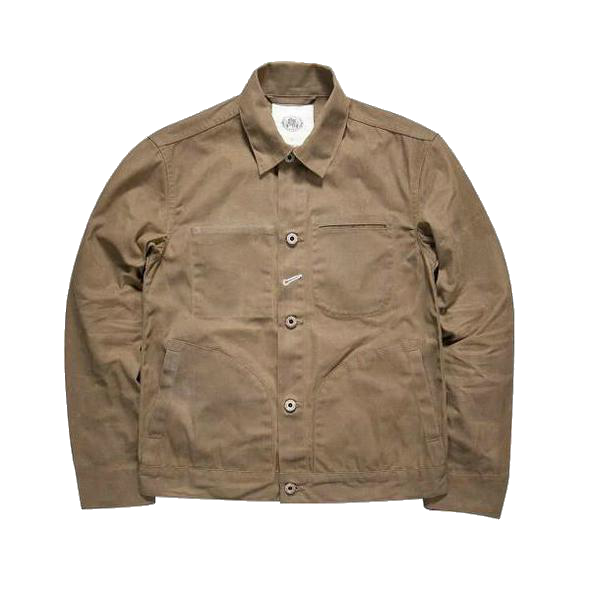 The Waxed Canvas Jacket
