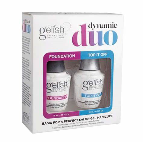 Gelish PRO - Gelish Dynamic Duo