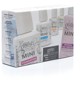Gelish Mini Basix Kit