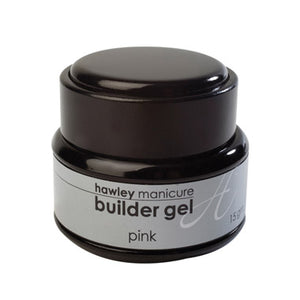 Hawley Pink Builder Gel 15ml