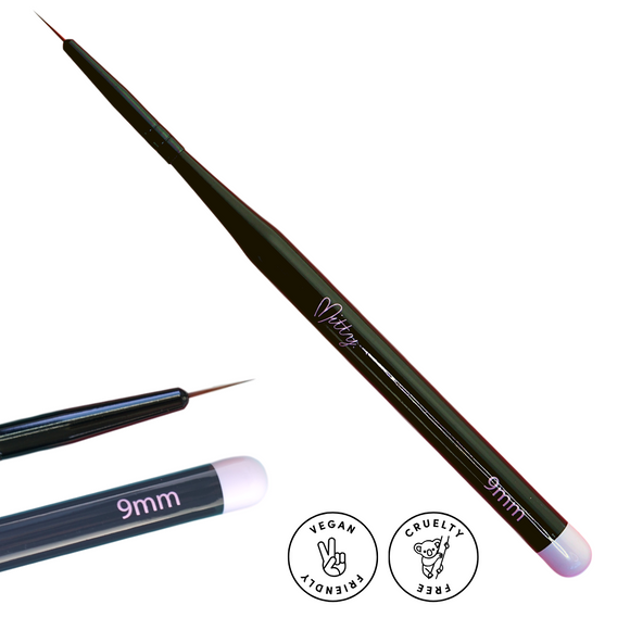 Mitty Salon Series - 9mm Brush
