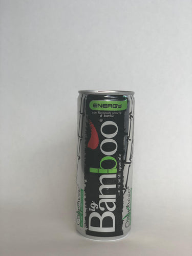Bamboo Energy Drink