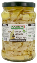 BAMBOO SHOOTS WITH TRUFFLE AROMA AND BLACK PEPPER 1.7 KG