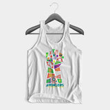 Avengers Infinity War Pop Art Man's Tank Top | Leaftunes