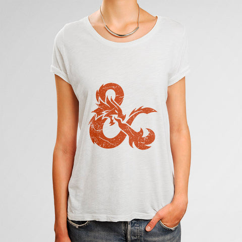 Dungeons And Dragons Woman's T-Shirt | Leaftunes