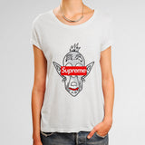 Elder Supreme Kai Woman's T-Shirt | Leaftunes