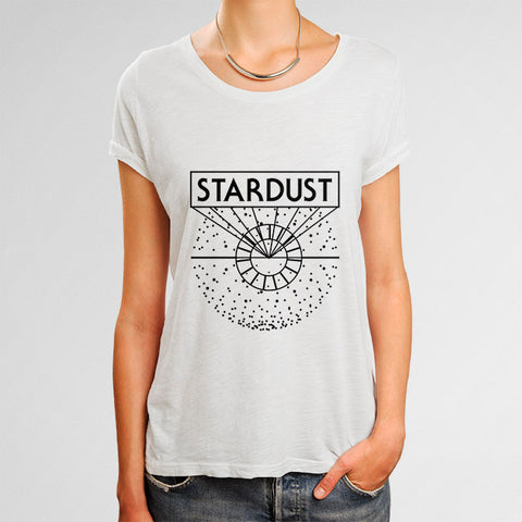 Stardust Star Wars Rogue One Woman's T-Shirt | Leaftunes