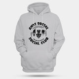 Anti Social Social Club Daria Man's Hoodies | Leaftunes