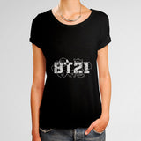 BT21 Woman's T-Shirt | Leaftunes