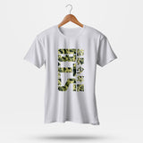 BTS Army Camo Men T-Shirt | Leaftunes