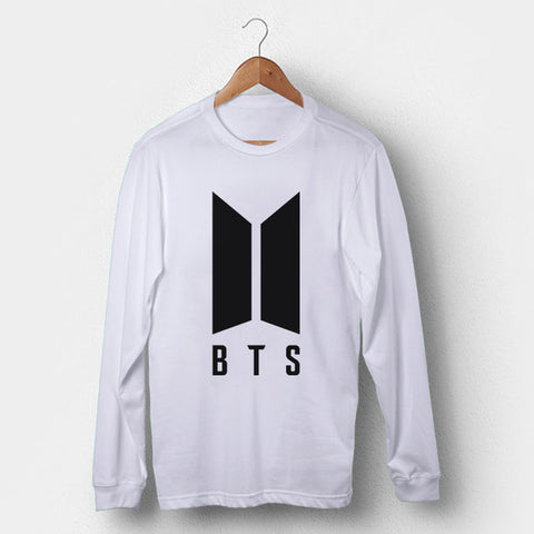BTS Man's Long Sleeve | Leaftunes