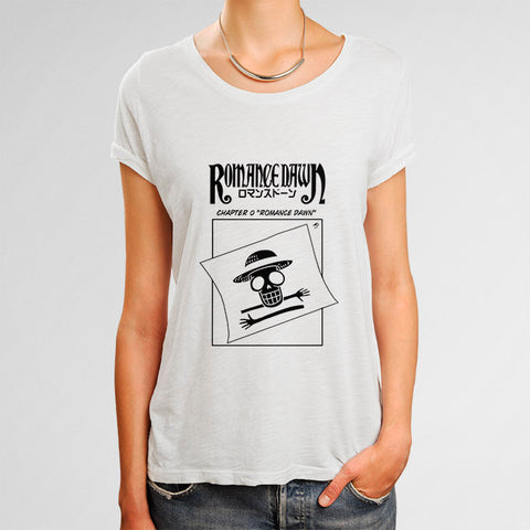 One Piece Romance Dawn Woman's T-Shirt | Leaftunes