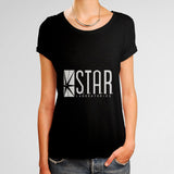 S.T.A.R. Laboratories Woman's T-Shirt | Leaftunes