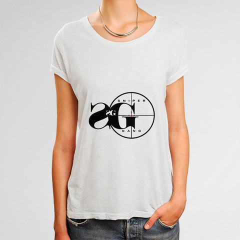 Sniper Gang Woman's T-Shirt | Leaftunes