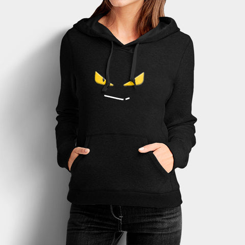 a984a10651b4 Zaheire Fendi Monster Eye Woman s Hoodies