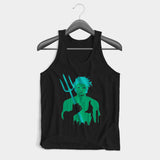 Aquaman Man's Tank Top | Leaftunes