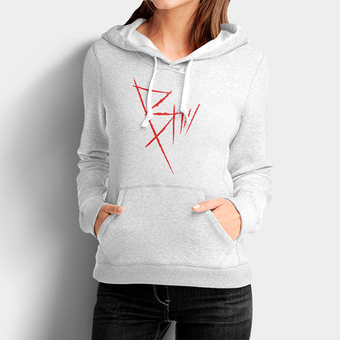 B The Beginning Woman's Hoodies | Leaftunes