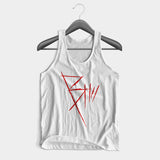 B The Beginning Man's Tank Top | Leaftunes