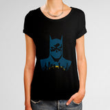Batman Woman's T-Shirt | Leaftunes