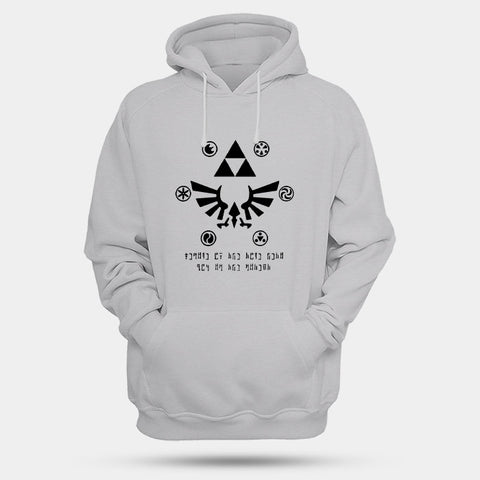 Become the Hero of Time Man's Hoodies | Leaftunes