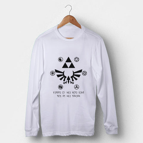 Become the Hero of Time Man's Long Sleeve | Leaftunes