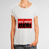 BTS Mic Drop Woman's T-Shirt | Leaftunes
